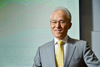 藤村博之(IFHD理事長、法政大学大学院教授)